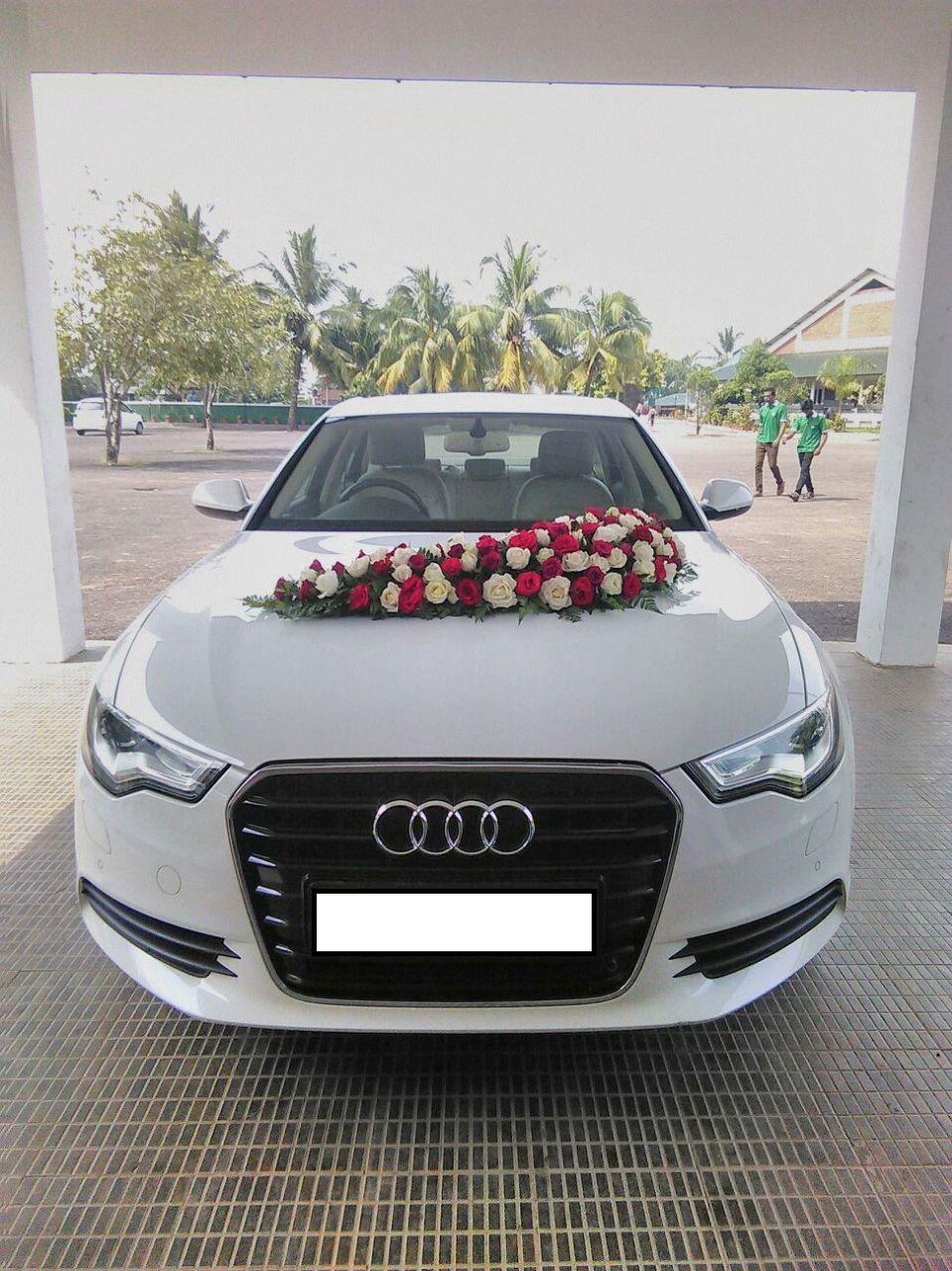 Wedding Car Rental in Kerala - Luxury Car hire in Kerala