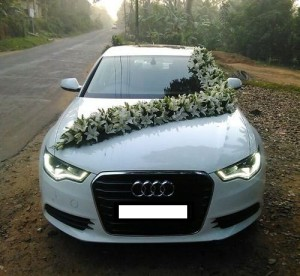 audi rent a car for 1 day in kerala