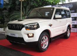 Rent Mahindra Scorpio Automatic in Kerala