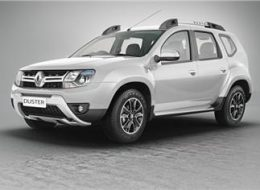 Renault Duster automatic rental in Kerala