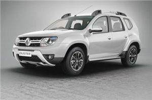 Renault Duster automatic rental in Kerala