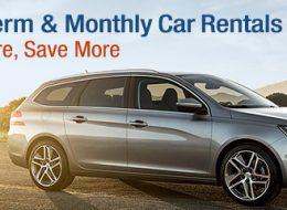 Monthly Car Rental in Kerala