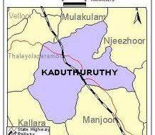 Rent a Car in Kaduthuruthy