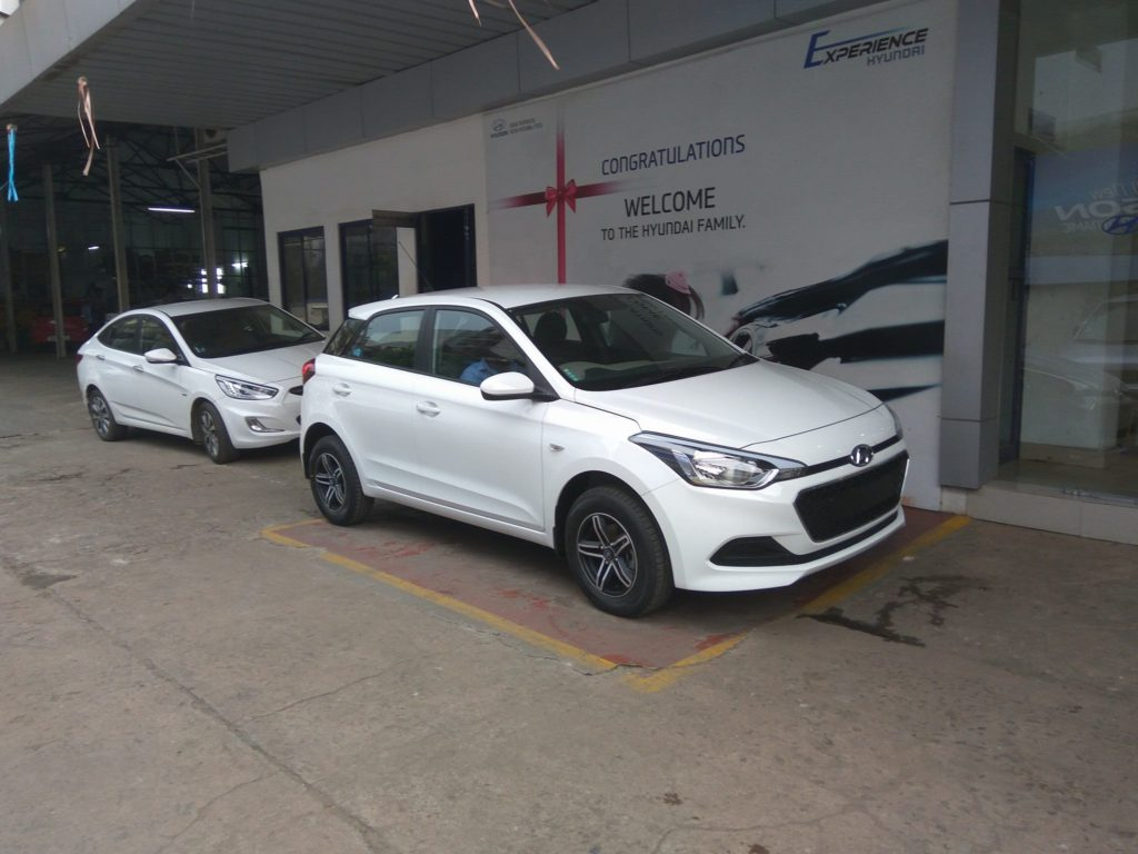 Hyundai Elite i20 Automatic Rental in Kerala