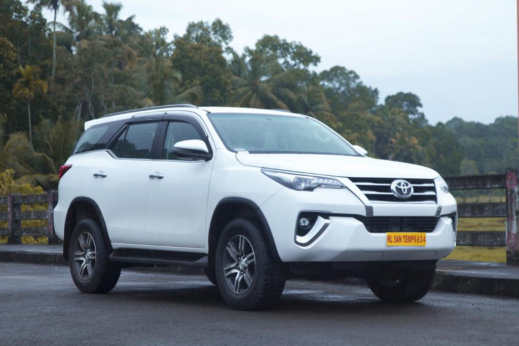 Rent a Car in Kerala