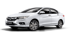 Honda City Automatic for Rent in Kerala